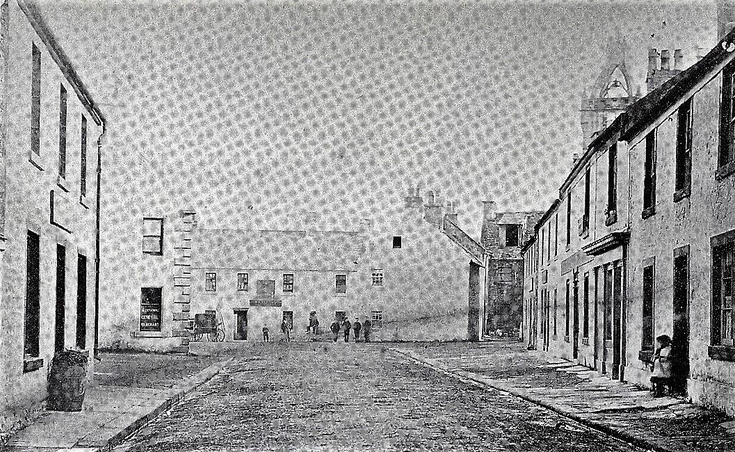 Montgomery Street, 1870's