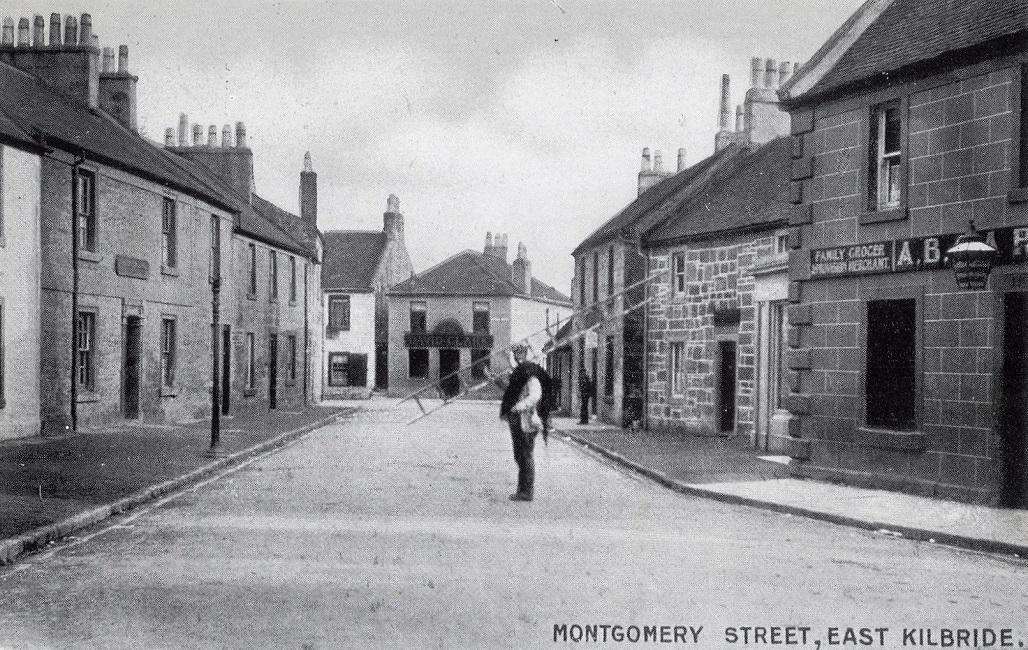 Montgomery Street, 1909