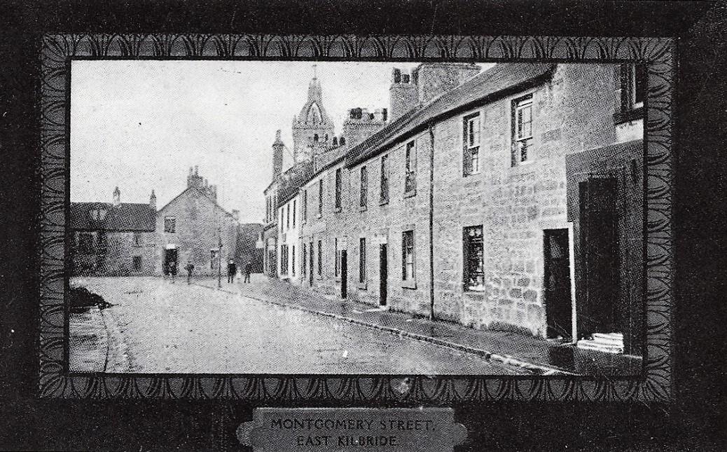 Montgomery Street, 1910