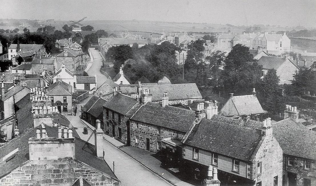 Montgomery Street, 1912