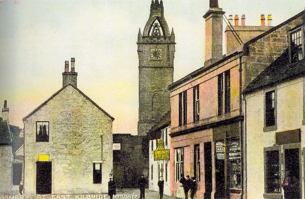 Montgomery Street, Post 1898