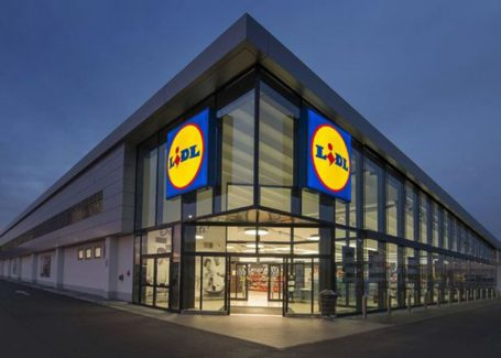 New Lidl Store, Oban   click on thumbnails to view larger images