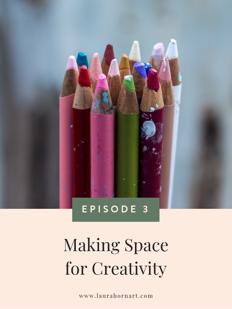 making space for creativity