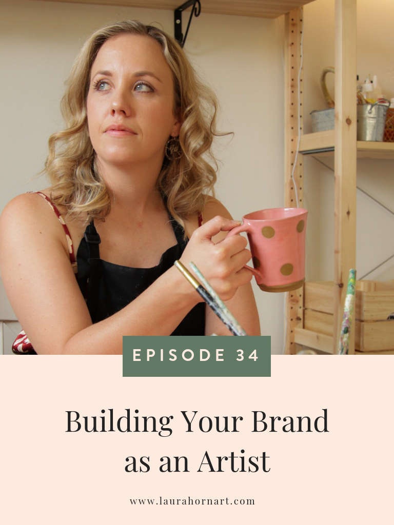 Building Your Brand as an Artist