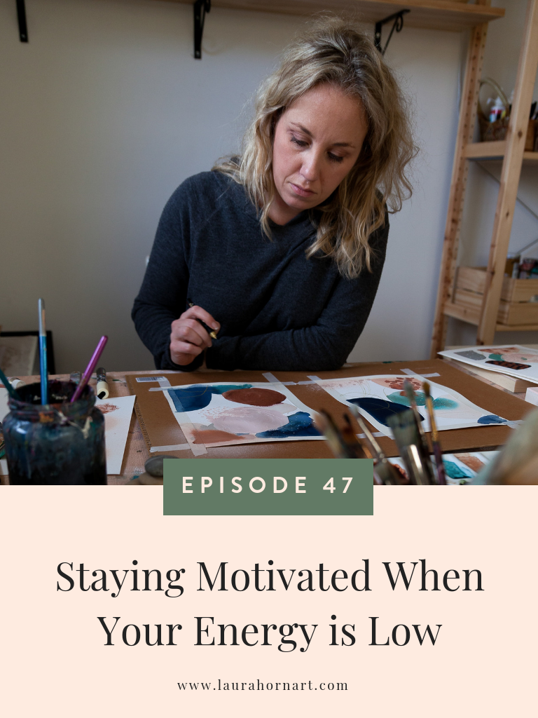 Staying Motivated When Your Energy is Low