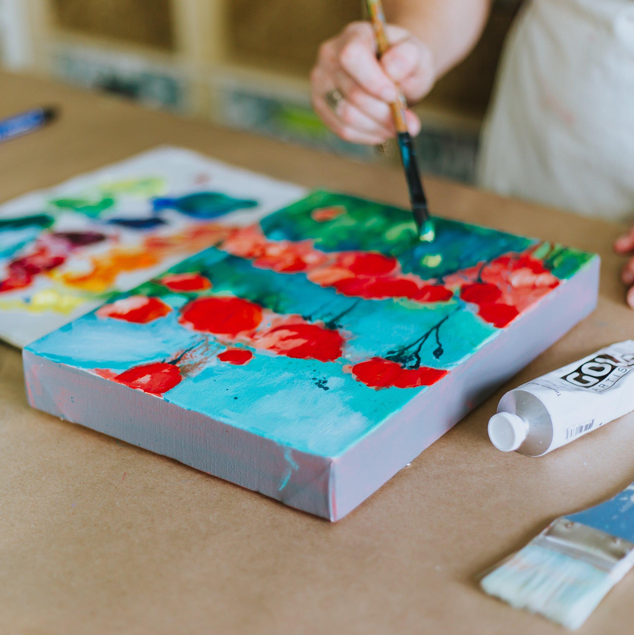 True Colors Art Program with Kellee Wynne Studios in the studio painting 9 (2).jpg