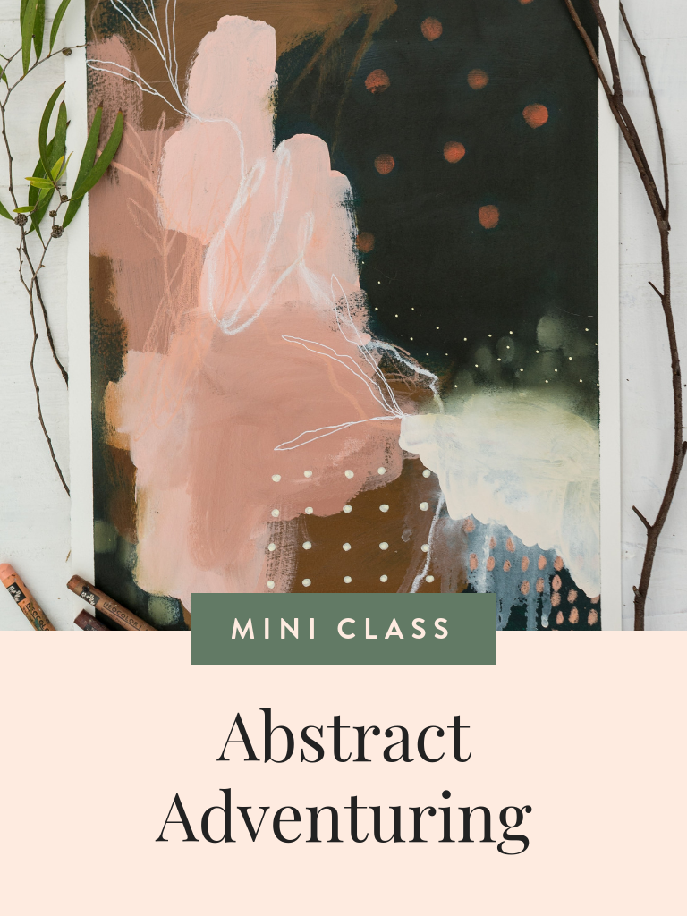 Copy of Abstract Adventuring