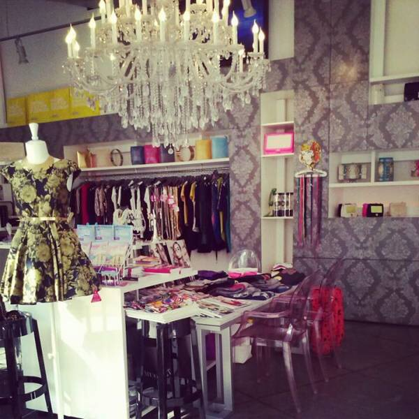 A chandelier will always add a bit of 'old school' glamour!