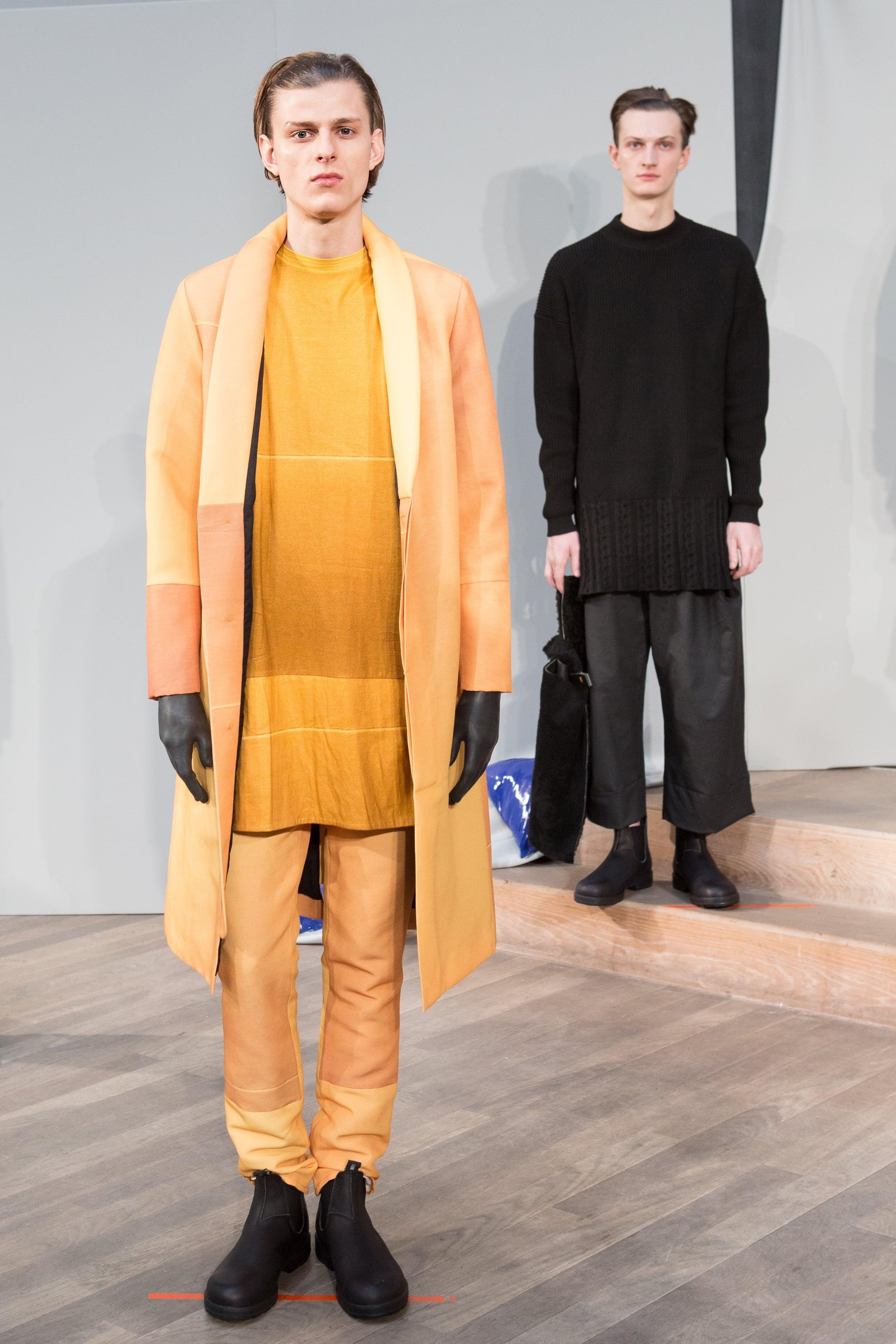 Berthold - sunsetting yellow and oranges