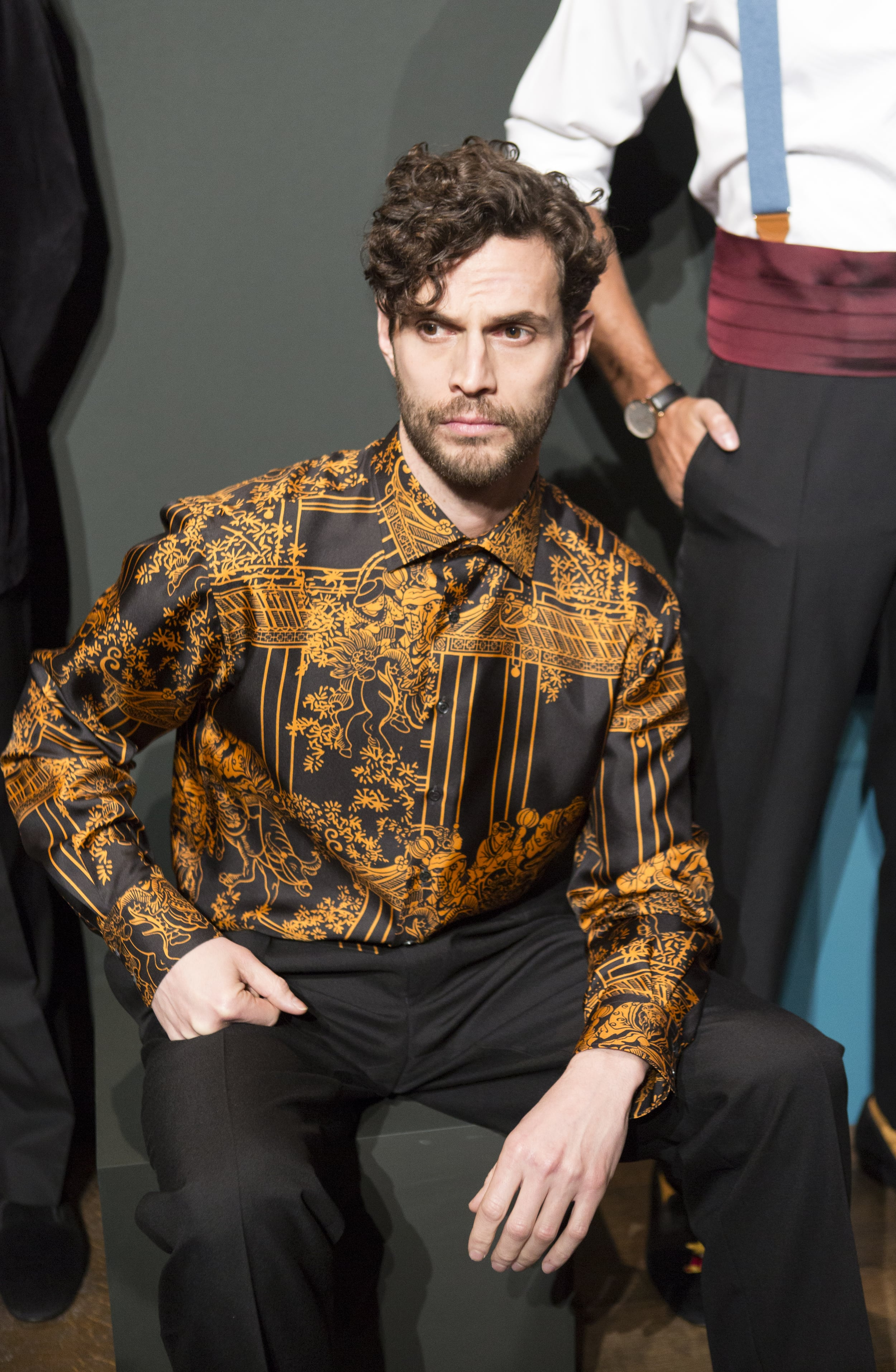 Thomas Pink - renown shirt maker
