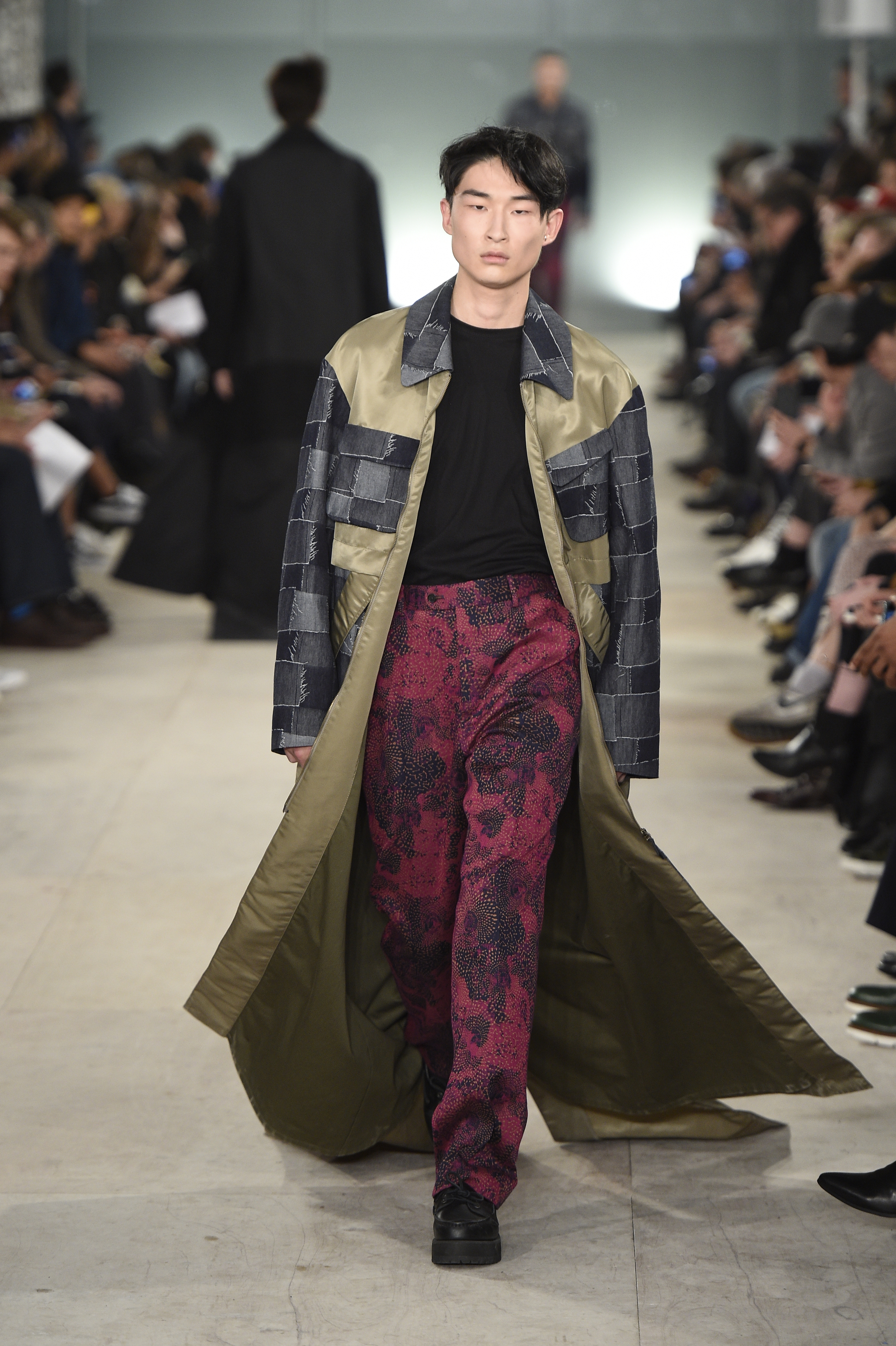 Fishtail Parkers - Casely Hayford