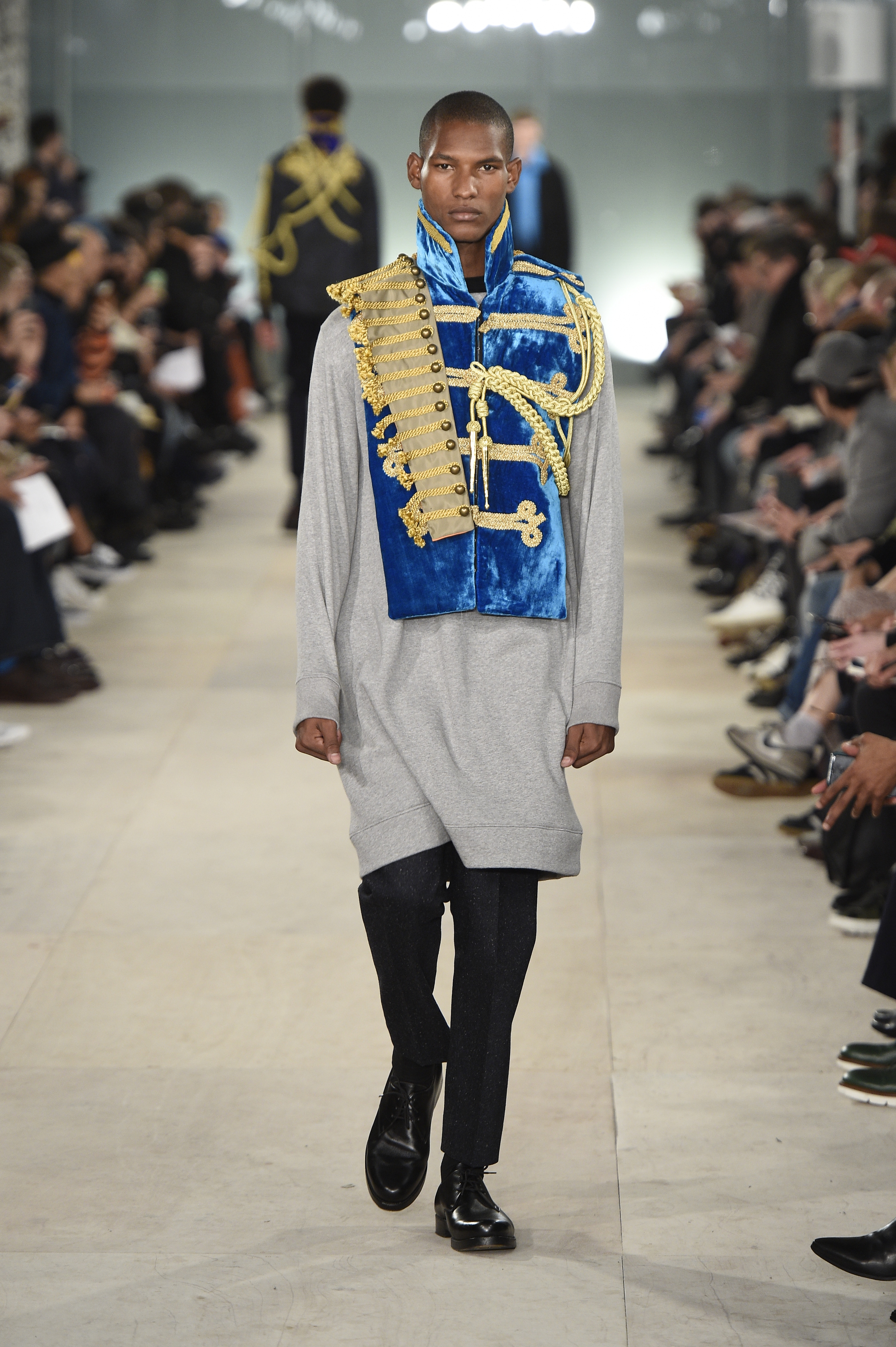 Napoleonic Hussar style uniform - Caseley- Hayford