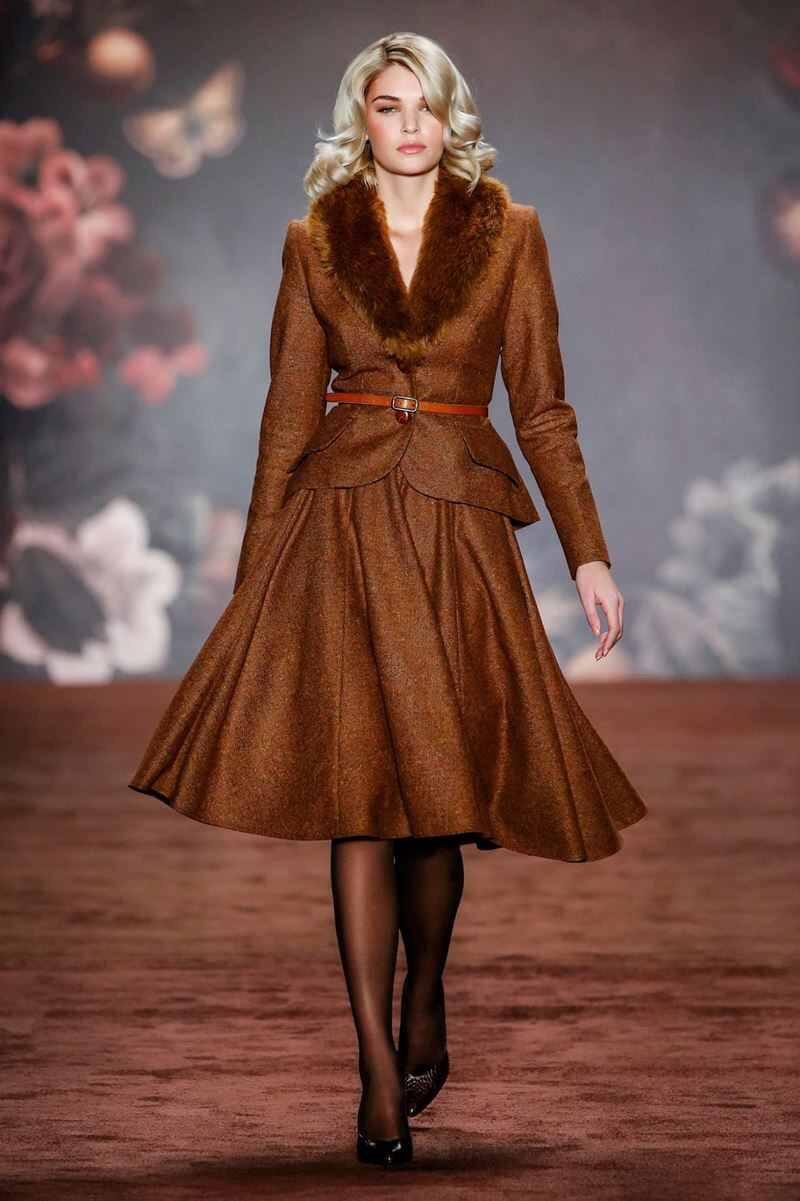 A glamorous Miss Marble - Lena Hoschek