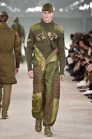 Maharishi - military greens