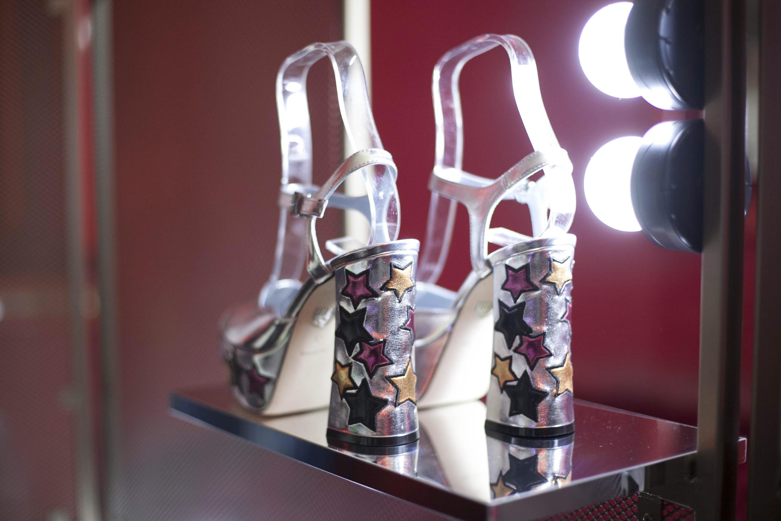 Starry starry heels - Chiara Ferragni