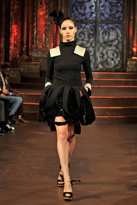 Marina Micanovic's - Part of Serbian Fashion Week. Photo Social Network