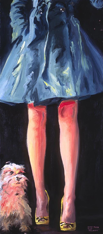 Ladies in shoes - Howard J Morgan