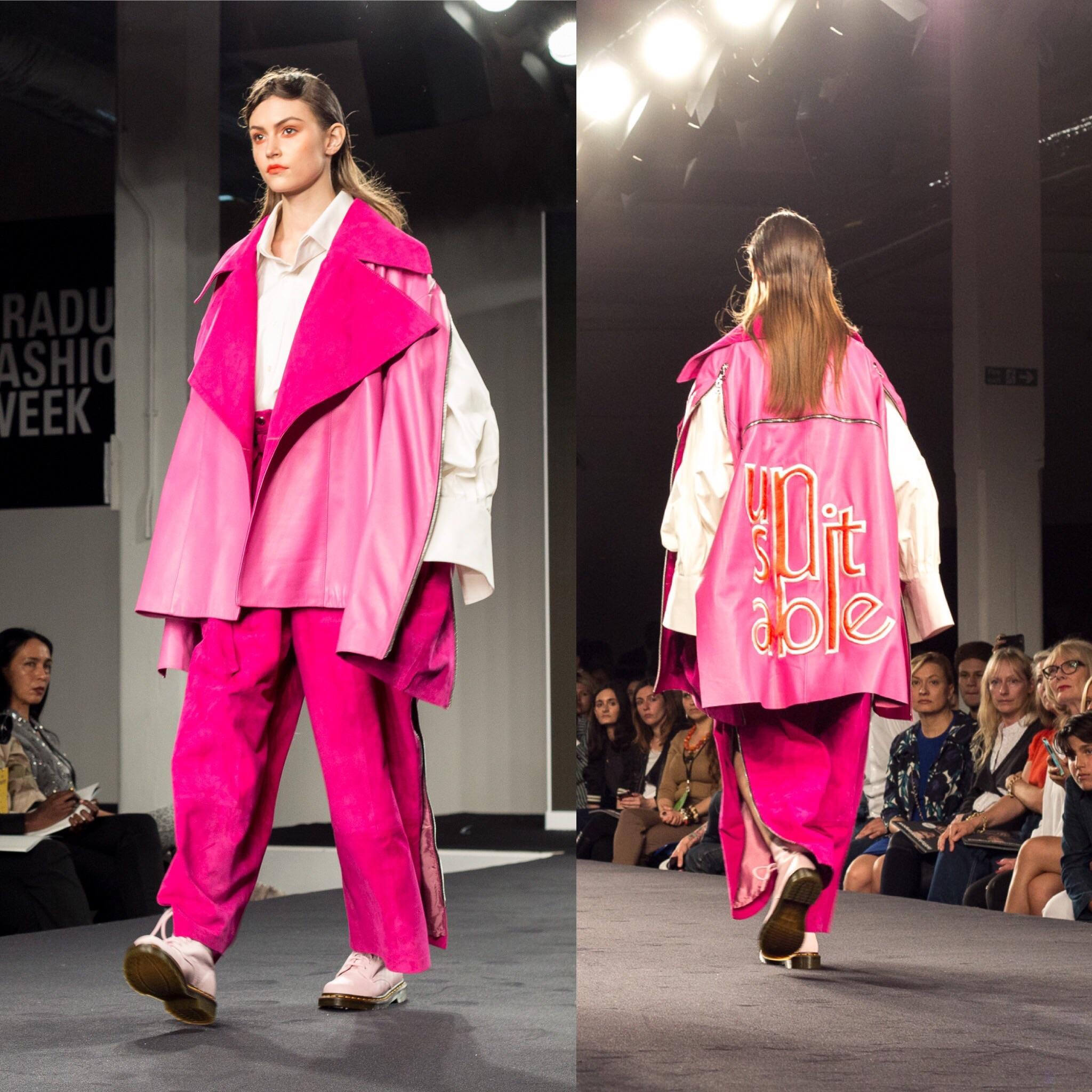Ines Suelves Osorio - volume in pinks.