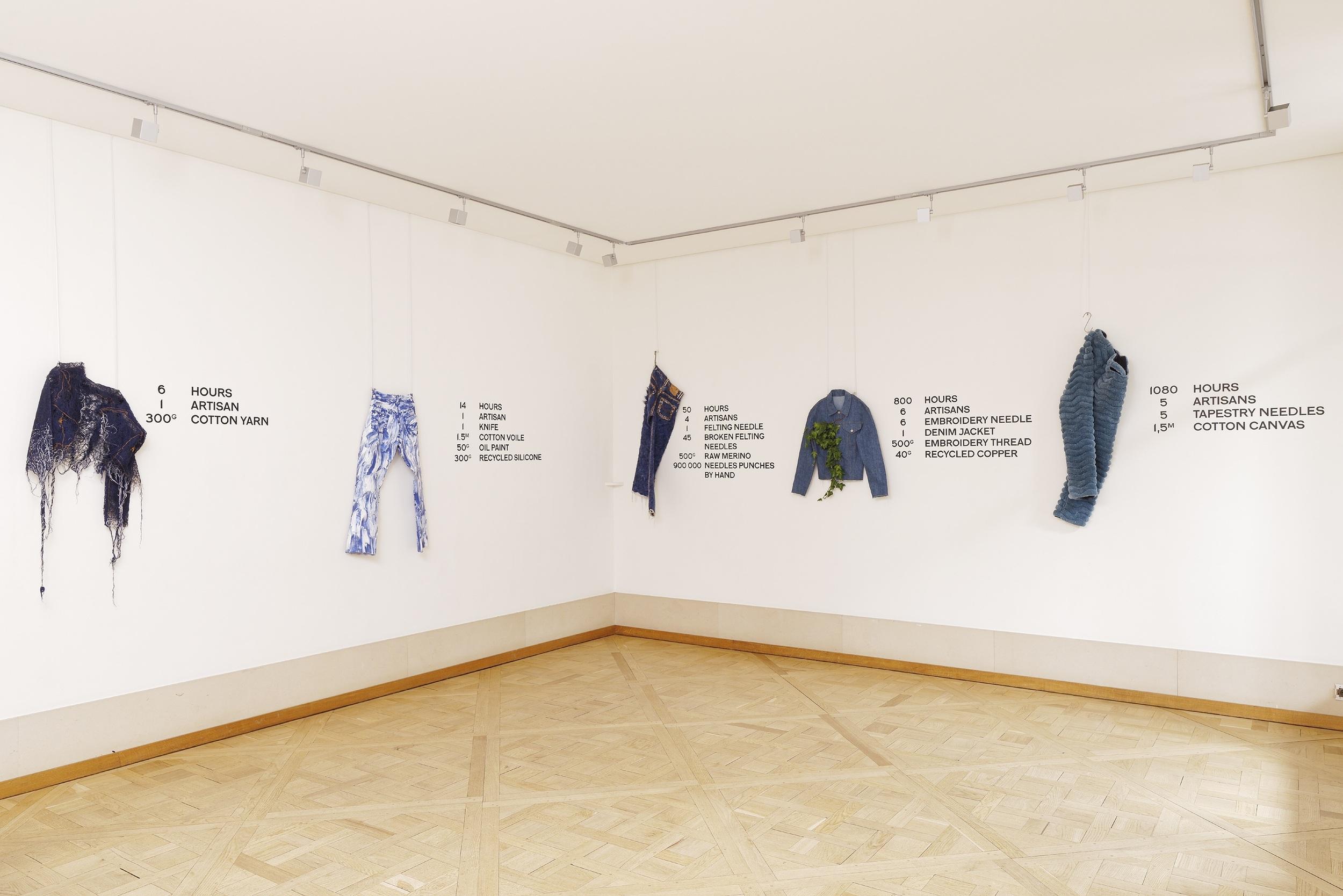 Faustine Steinmetz at the Joyce Gallery