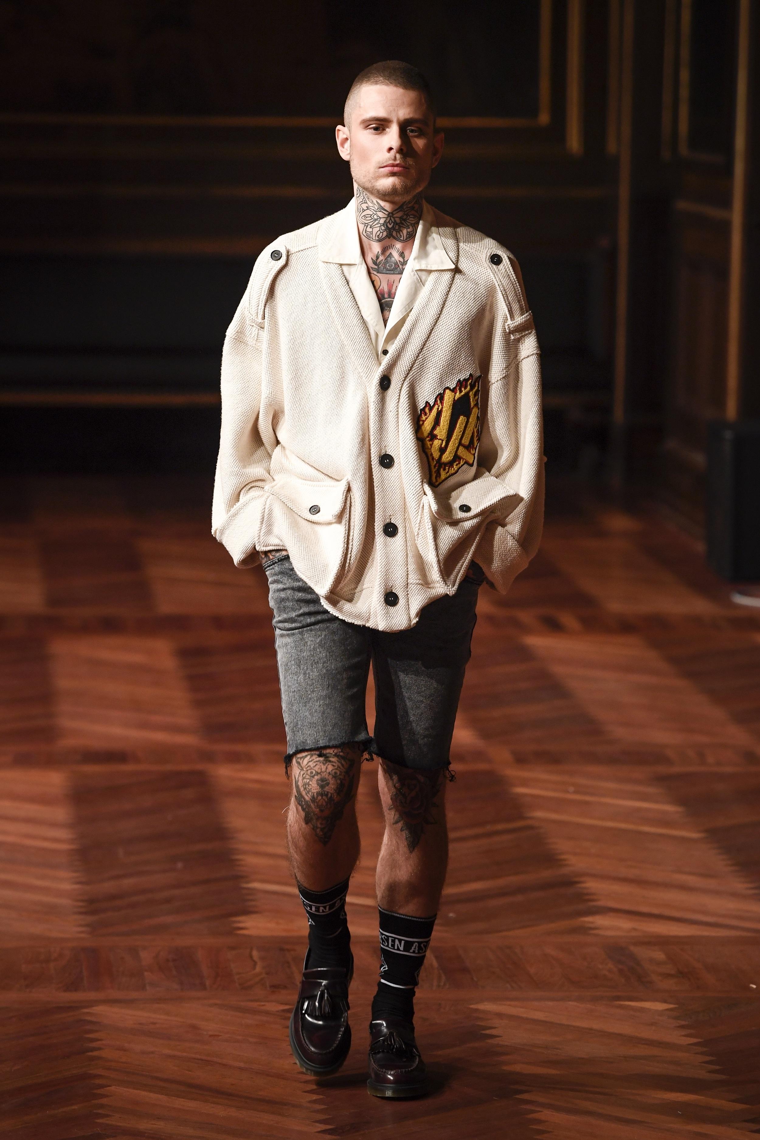 Varsity jacket - AsgerJuel Larsen