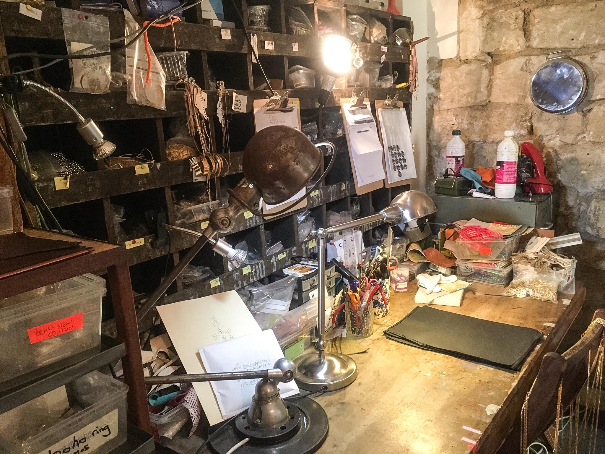 The workshop - Mimilamour