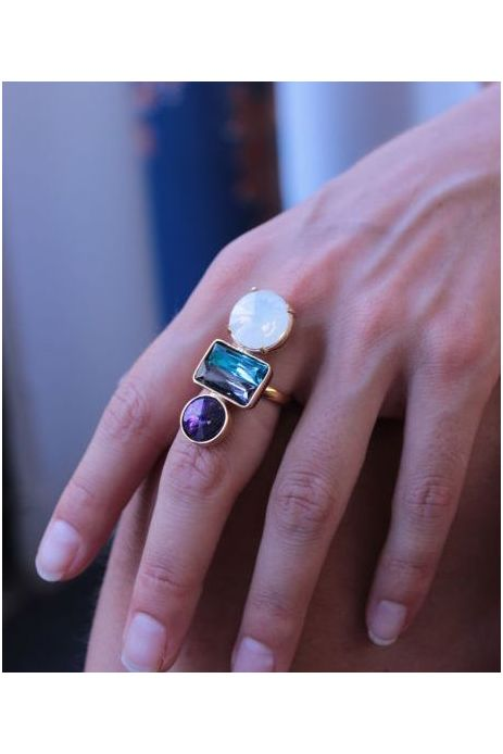 The Cosmos ring - Mimilamour