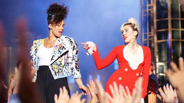 Alicia Keys in Jayne Pierson