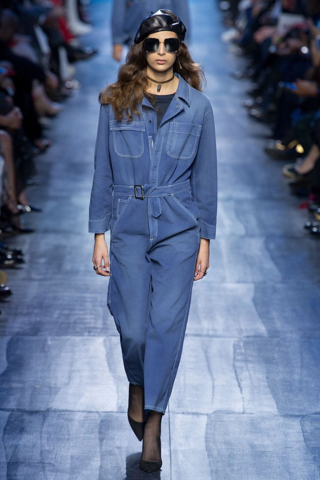 Denim Boiler suit Dior