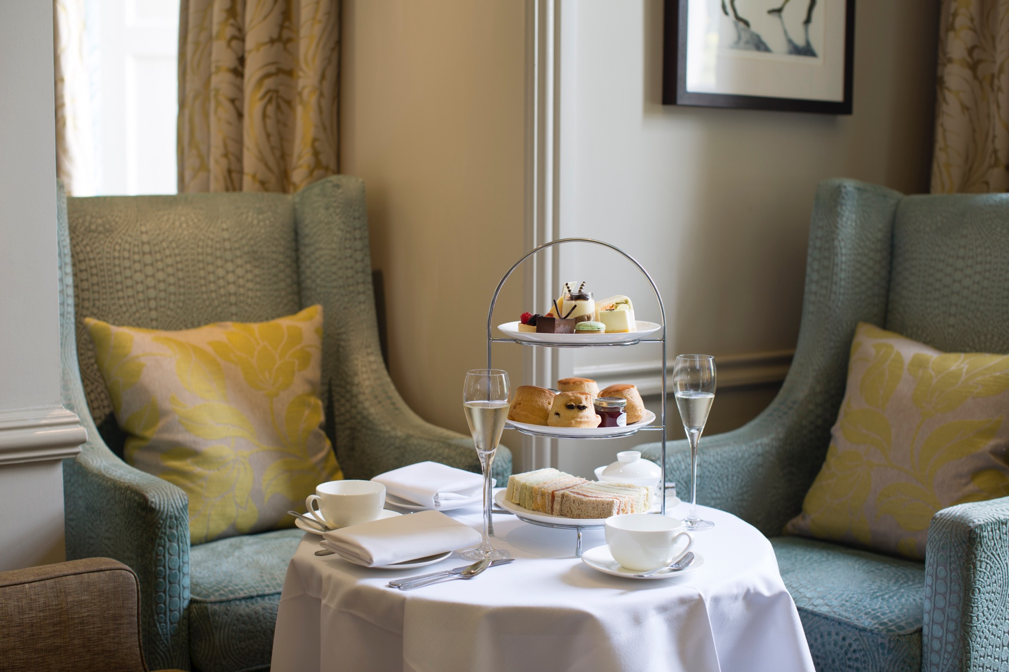 Traditional. Afternoon Tea at Sopwell House