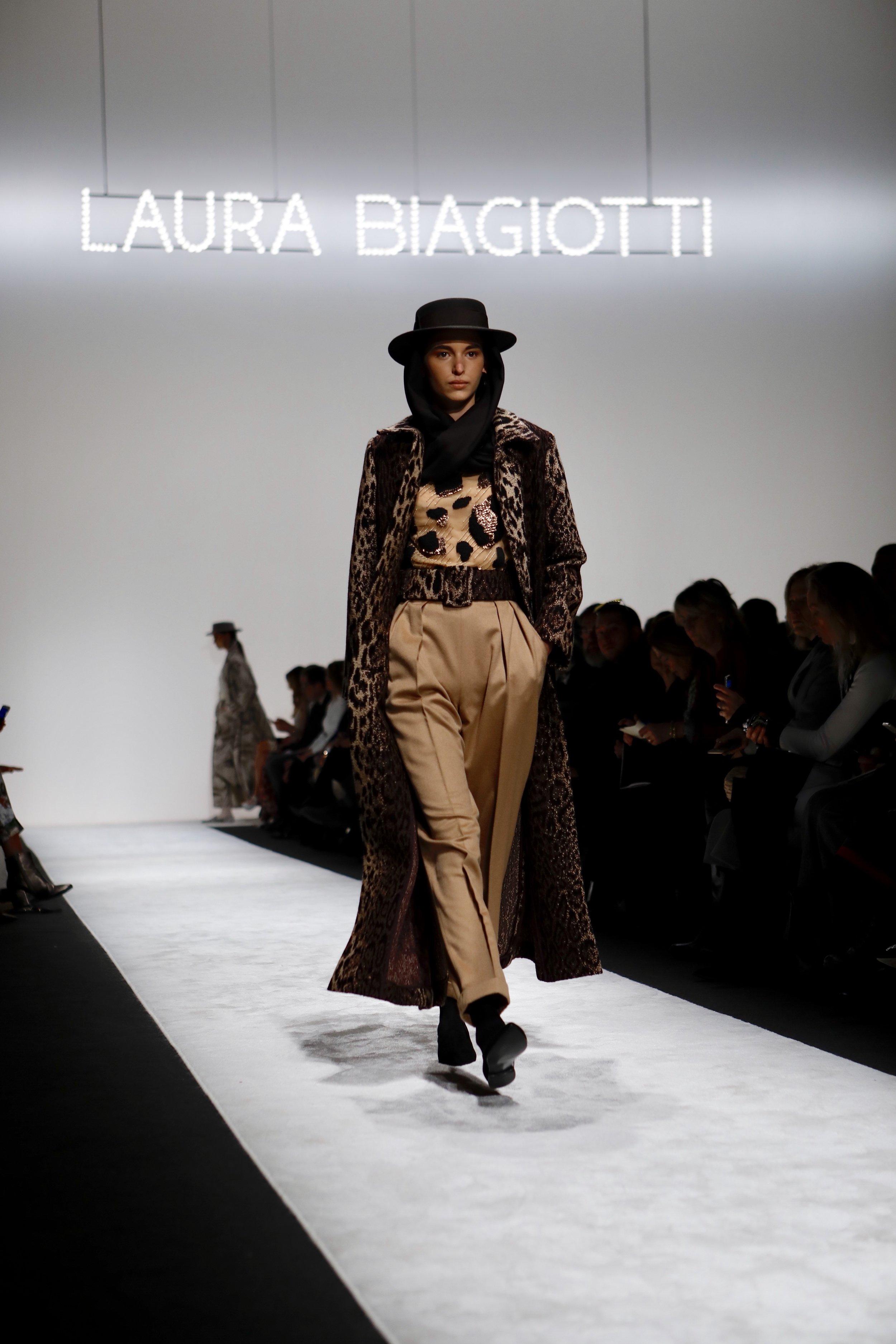 Laura Biagiotti by Giulia Rosatelli