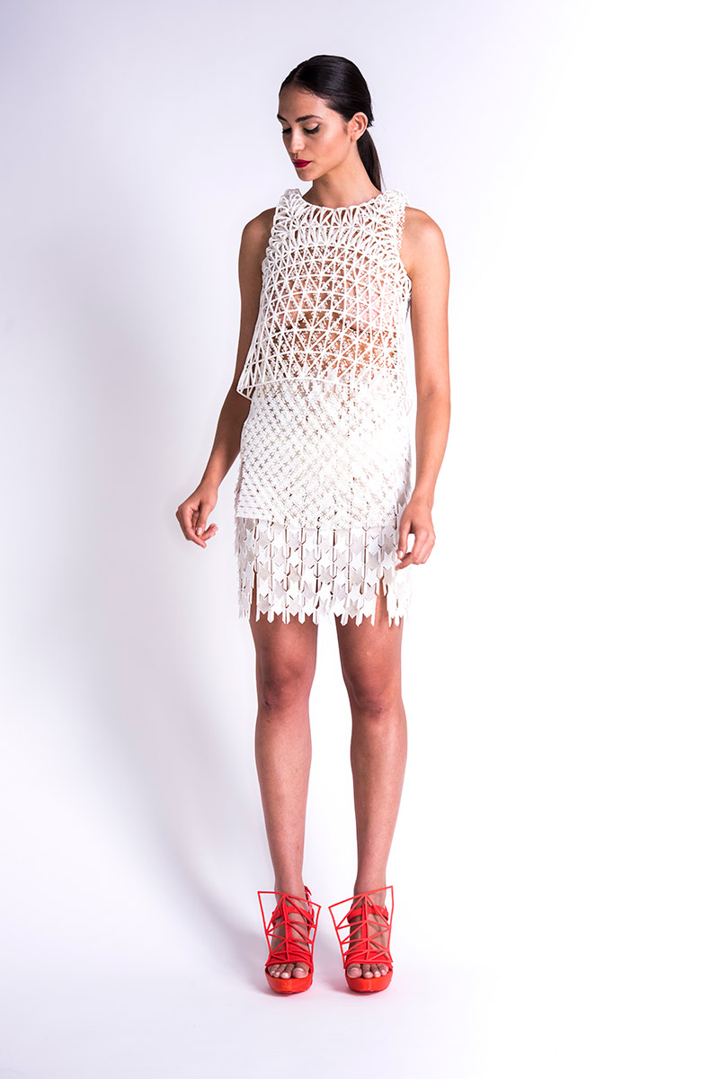 Danit Peleg 3D Printed cloths