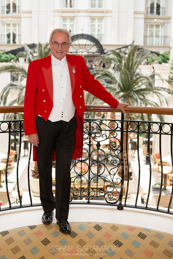 Richard Birtchnell, The London Toastmaster and Master of Ceremonies