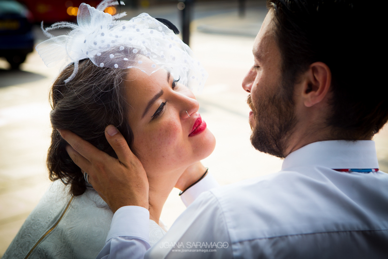 Wedding photography for Carolina and Ömer