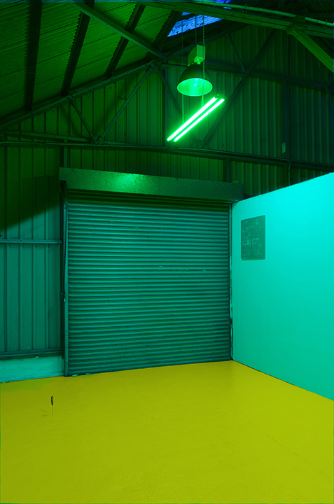 Philip Newcombe's Dolph Project Exhibition