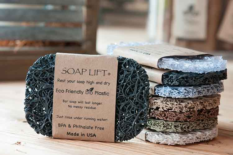 Soap Lift  Soap lifts are an amazing way to help your soap last longer.   PURCHASE SOAP HERE