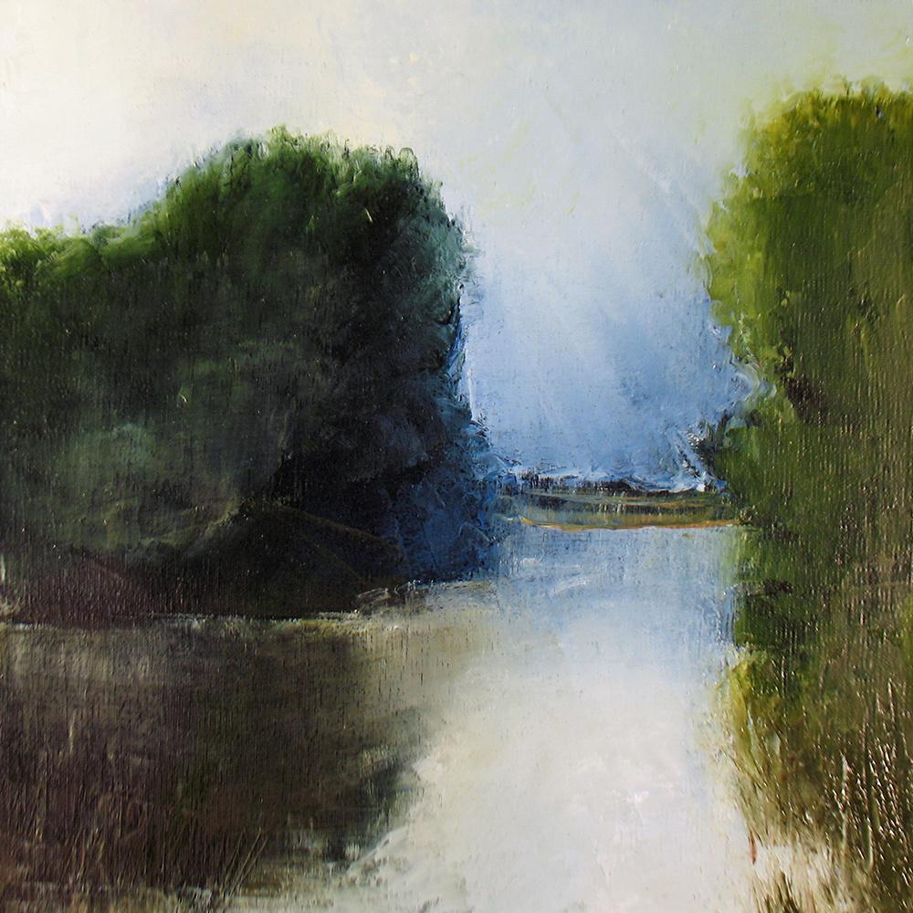 Moon, Mist, Marsh