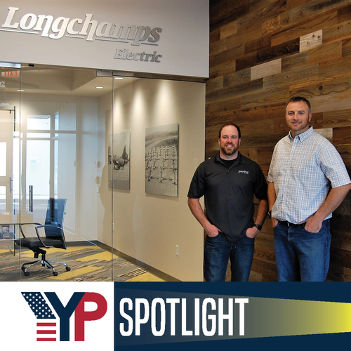 May 2019 - Chris Fredette & Steve Mullins - Longchamps Electric