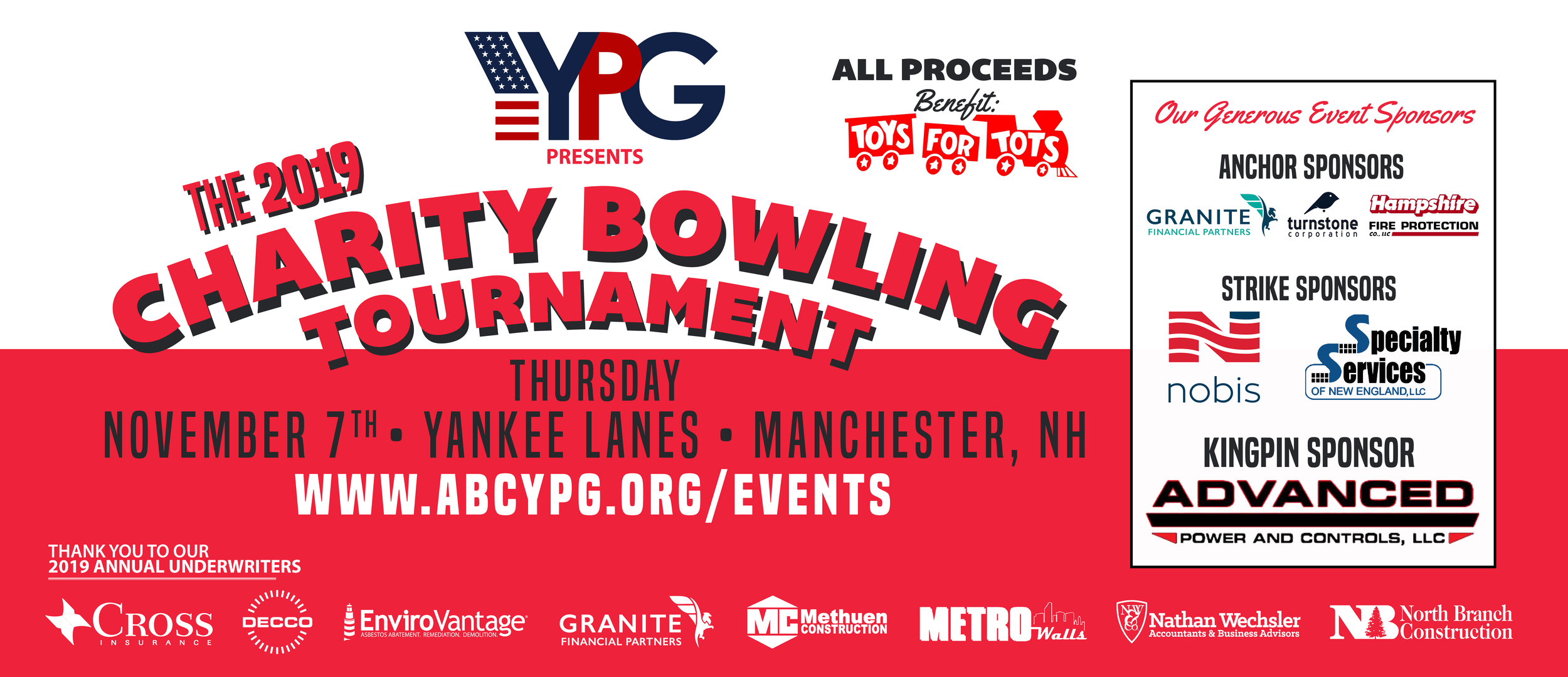 2019-11 Charity Bowling Tournament - WEB MEDIA.png