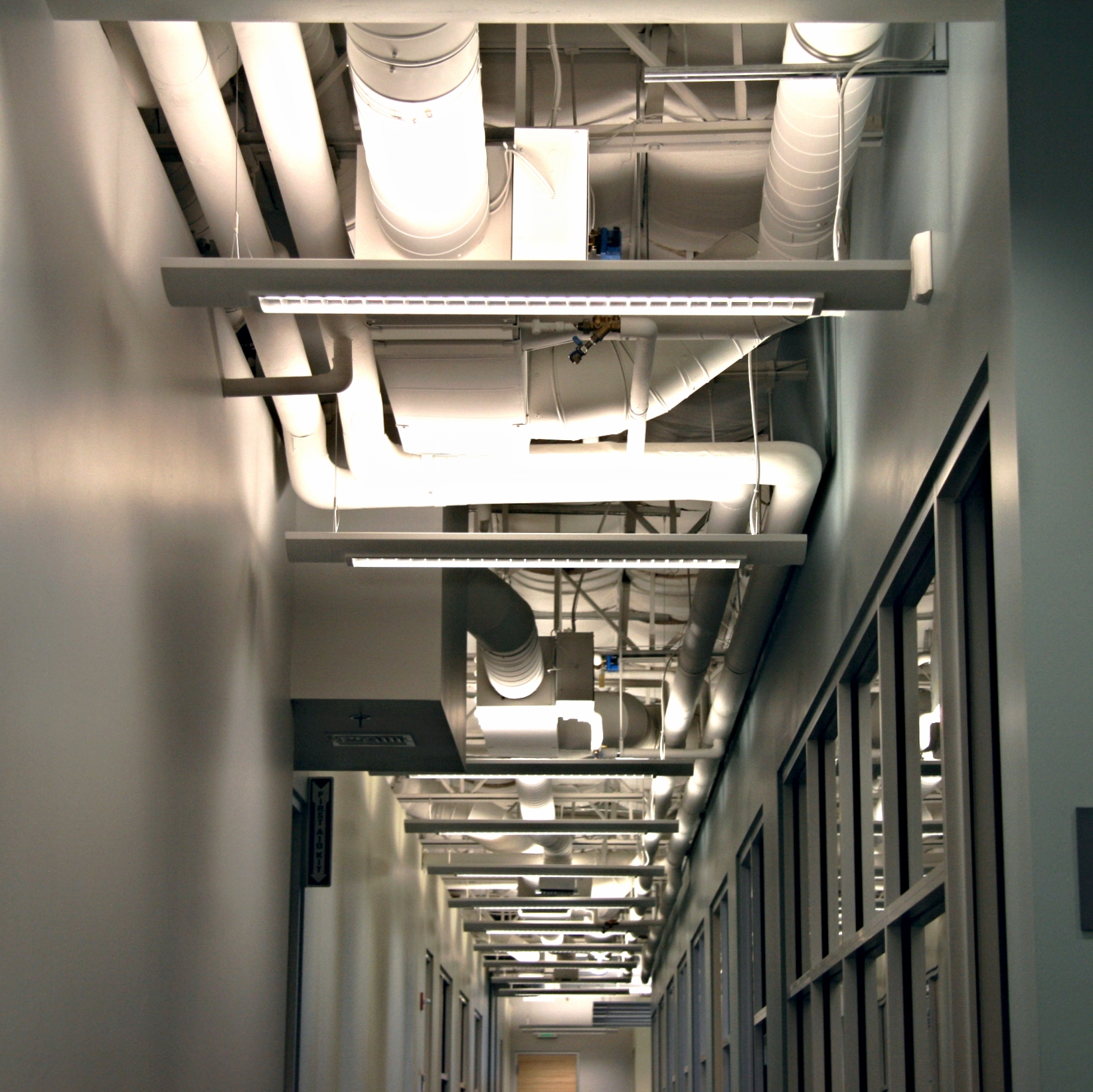 Domestic HVAC system for Specialty Silicone