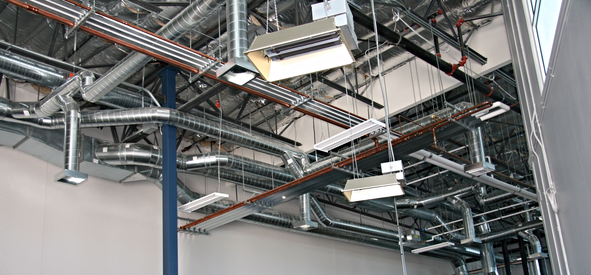 HVAC systems for Specialty Silicone