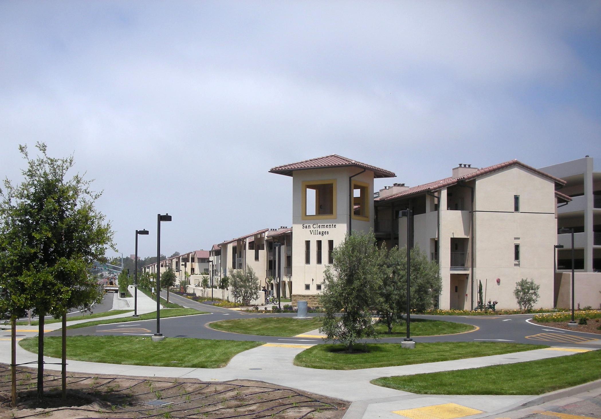 San Clemente Student Housing