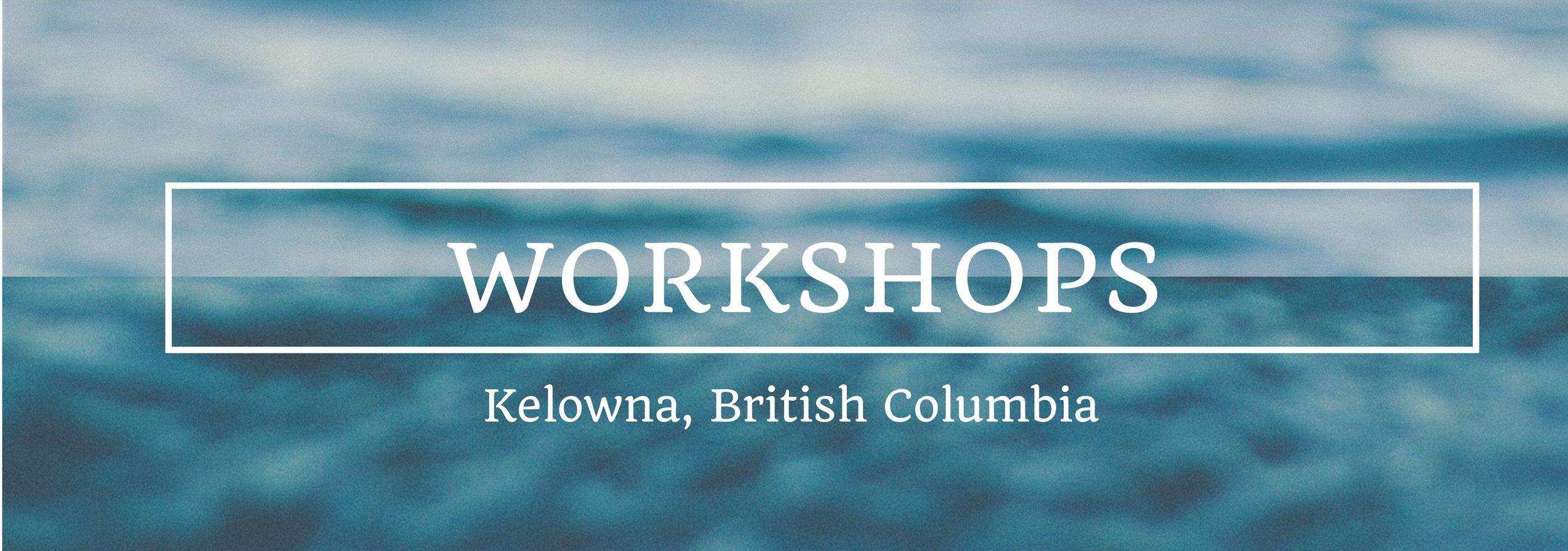 Mental Health Workshops in Kelowna