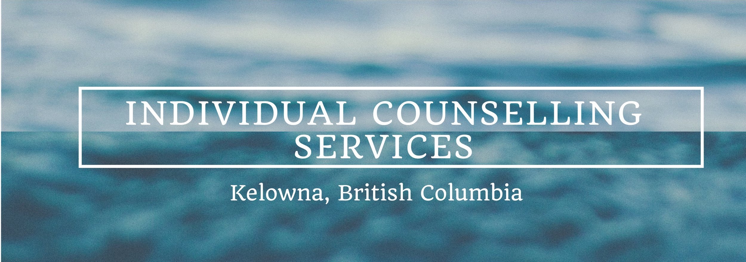 Kelowna Individual Counselling Services