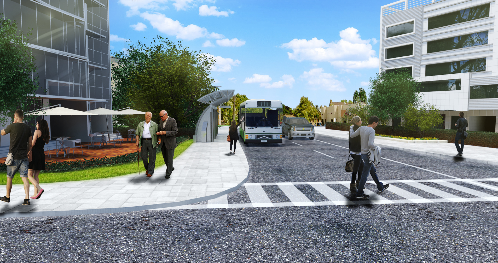 Farmcrest Meadowacres Transit Hub