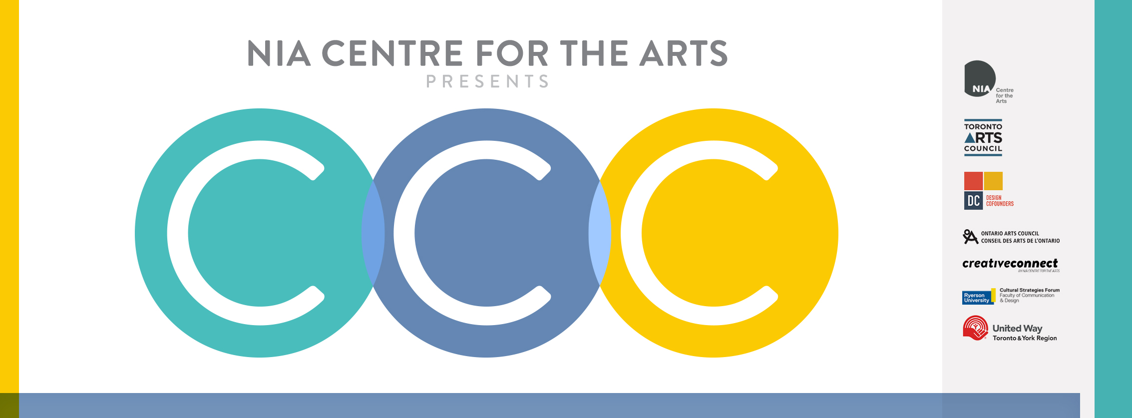 On May 27, 2016, CC welcomed 140 artists and creatives to Ryerson University to their inaugural Creative Connect Conference, a day full of interactive workshops and forums lead by creative professionals, hiring managers and entrepreneurs.