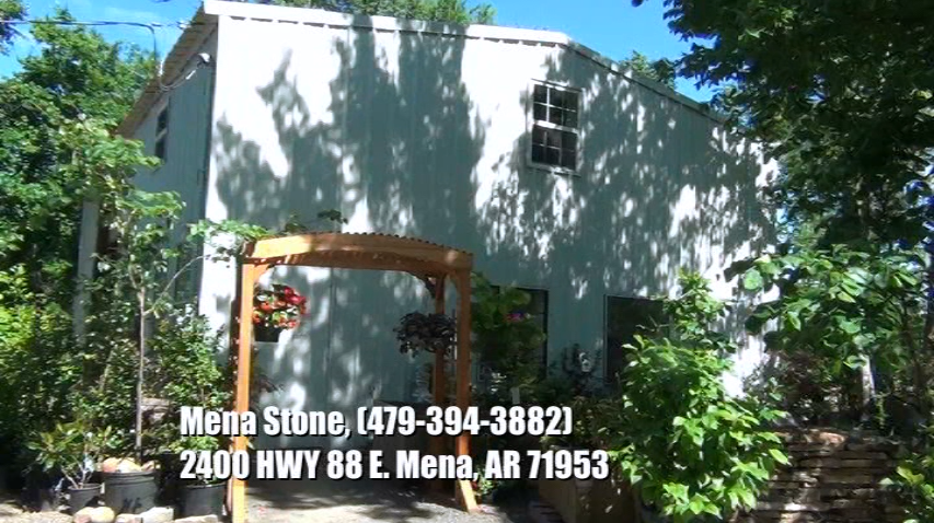 Mena Stone & Landscaping in Mena, Arkansas