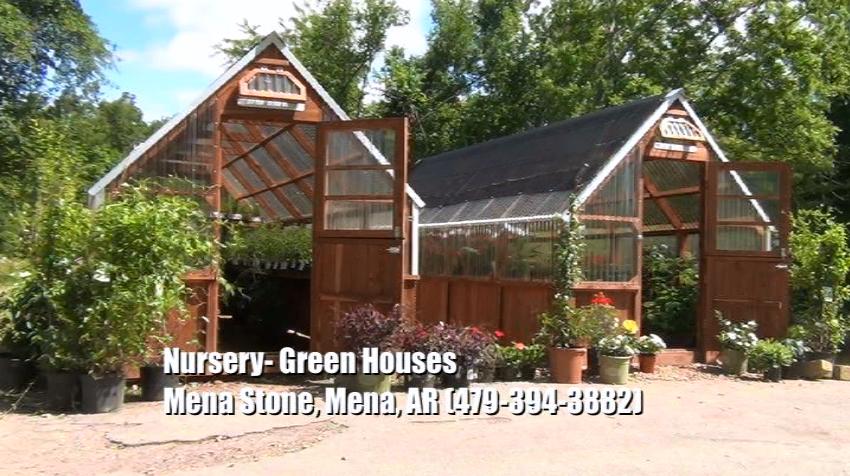 Plant Nursery - Greenhouses