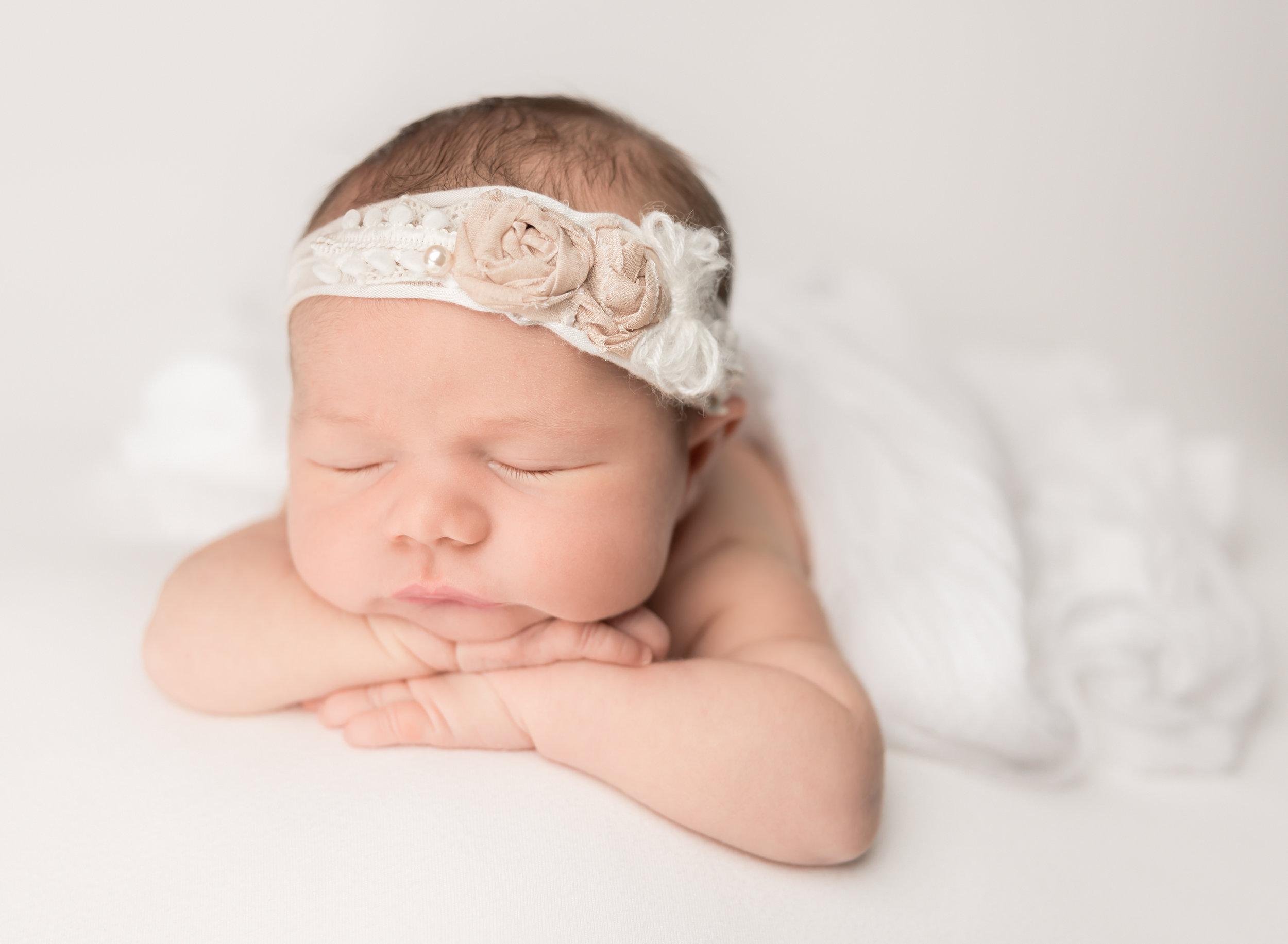 Arizona Newborn Photographer | Stacie Bozer Photography
