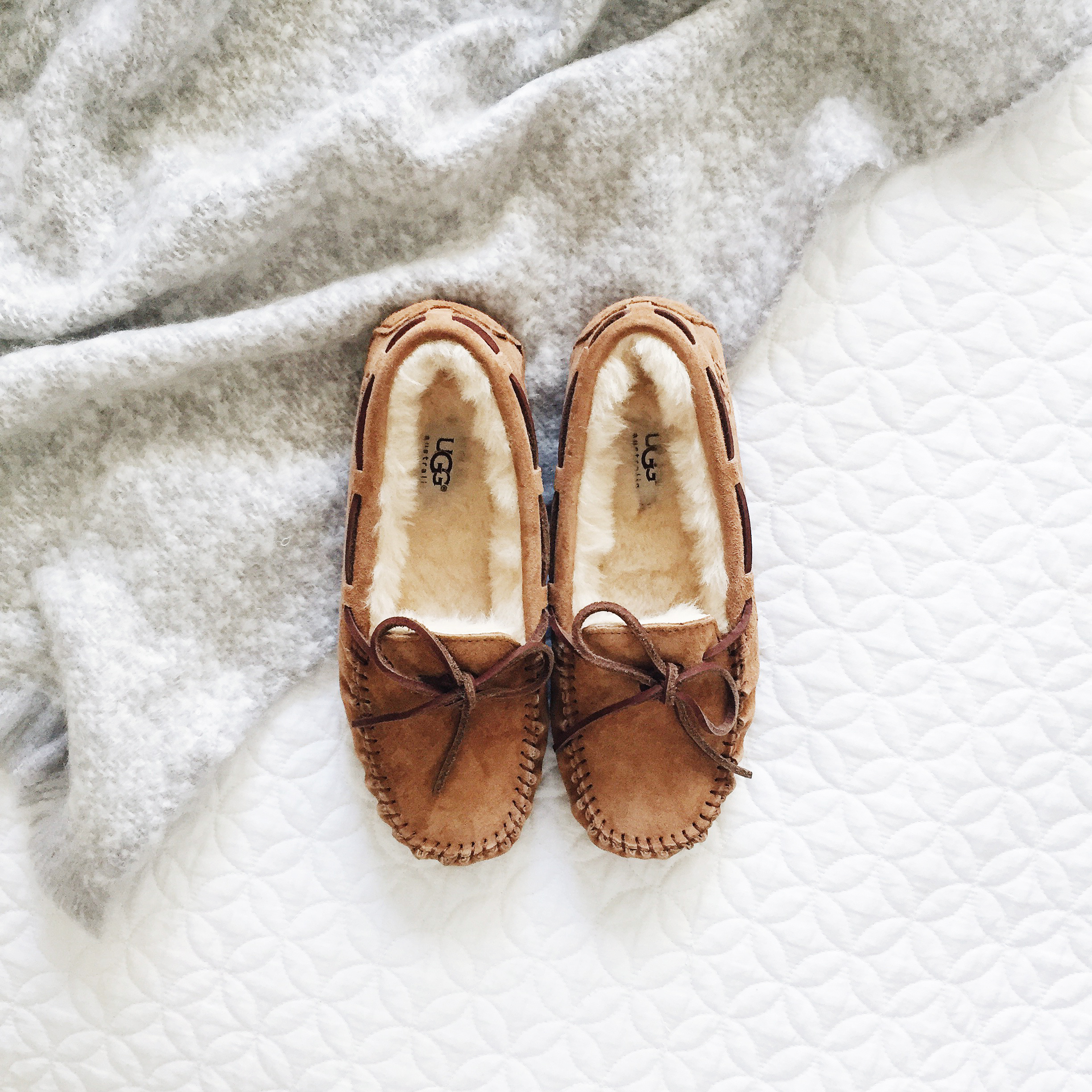 The ultimate homebody essential, a good pair of slippers.