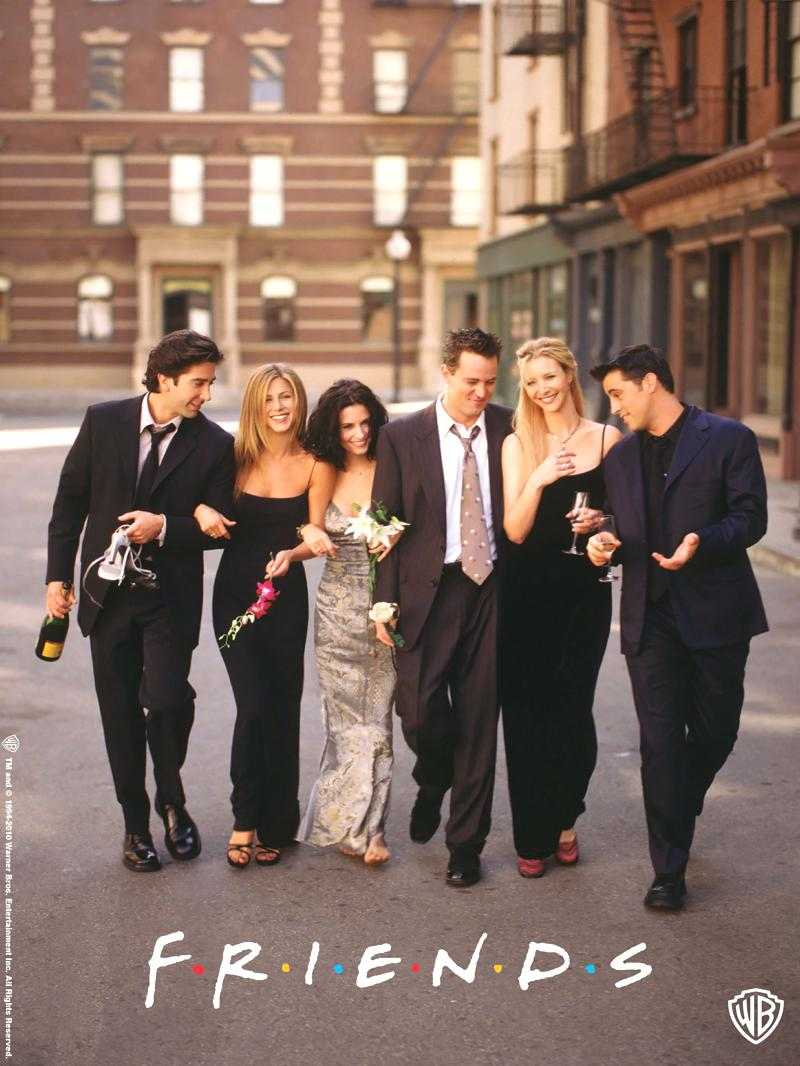 F.R.I.E.N.D.S - If my memory serves F.R.I.E.N.D.S was the first tv show that I ever really fell in love with when it comes to binge-watching. I had the entire 10 seasons on DVD and I used to watch it at any chance I had. Of course, this show gave me very unrealistic expectations of what adult life was like because realistically no-one in their 20's is living their life like that in New York City. I'm pretty sure everyone knows what the concept of the show is and it's a classic. But for good reason and it's always something that I put on when I'm not sure what else to watch as you can pick it up at any season.